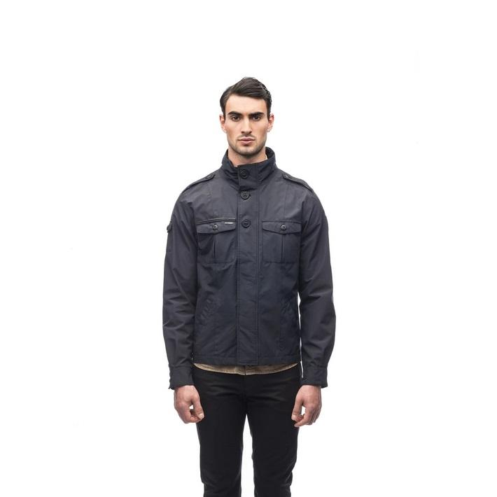 Admiral Men Jacket - Navy