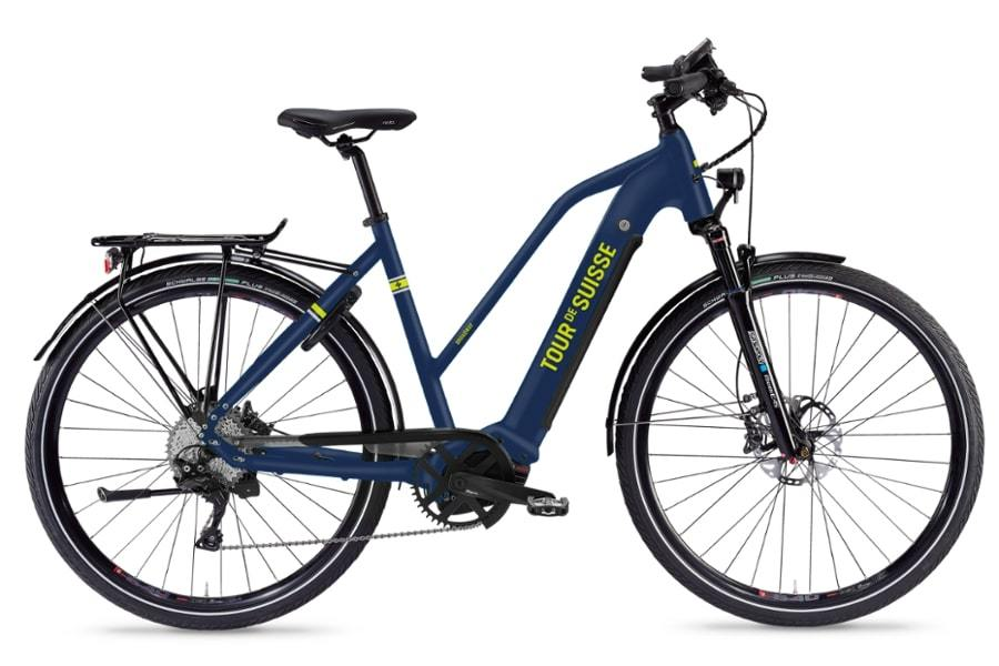Broadway 45 km/h Urban Lady - Dark Blue