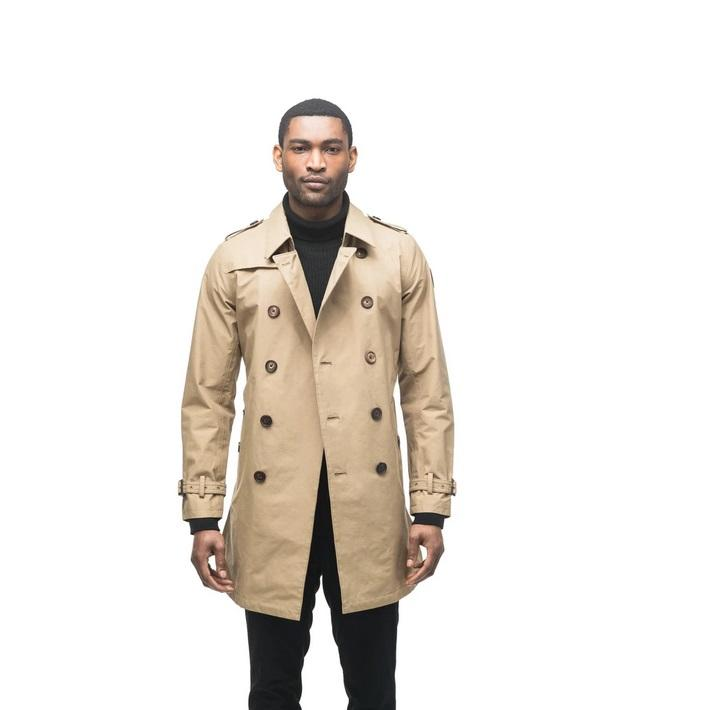 Camden Men Trench - Cork