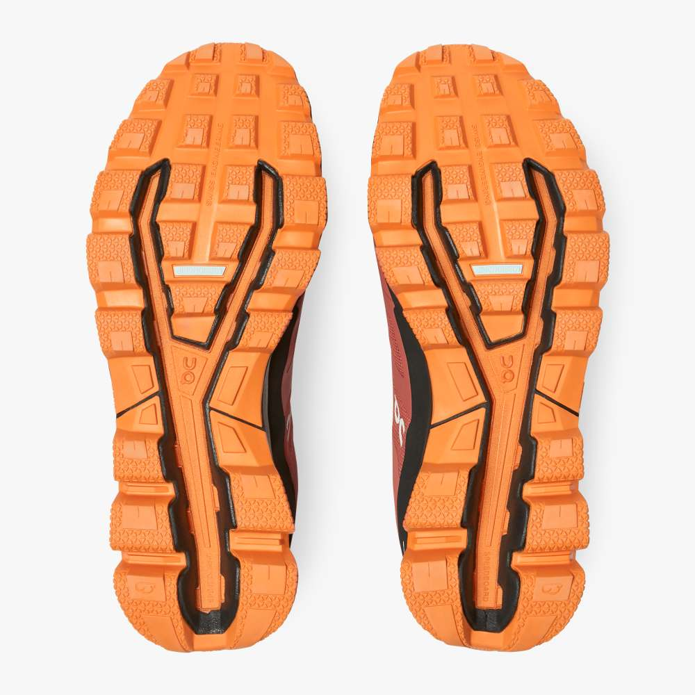 Cloudventure Waterproof Rust | Orange M
