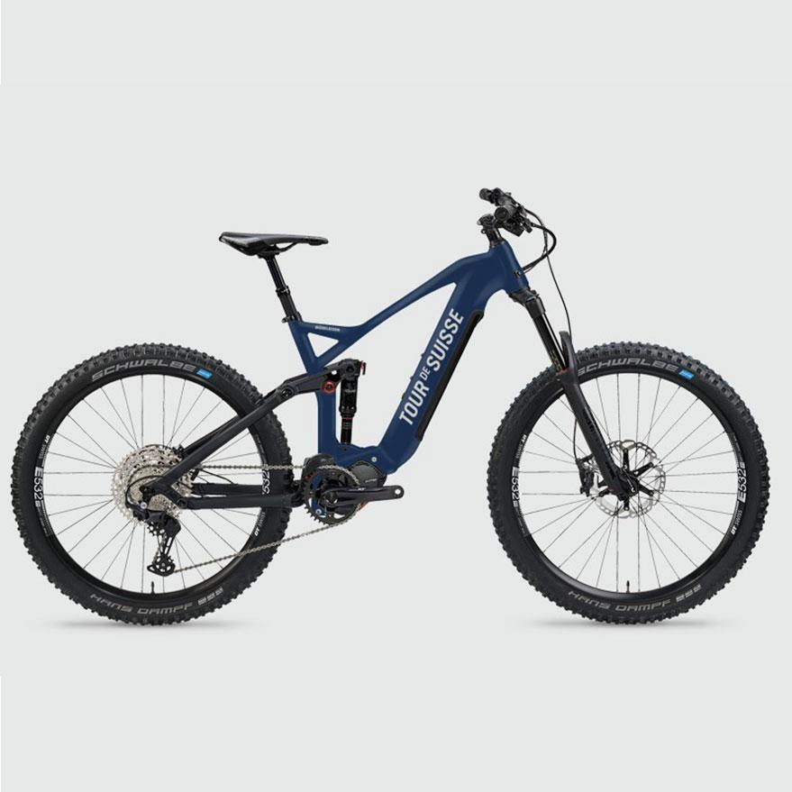 Buegeleisen Mountain E-Bike