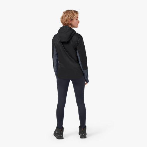 Insulator Jacket Women Black|Dark
