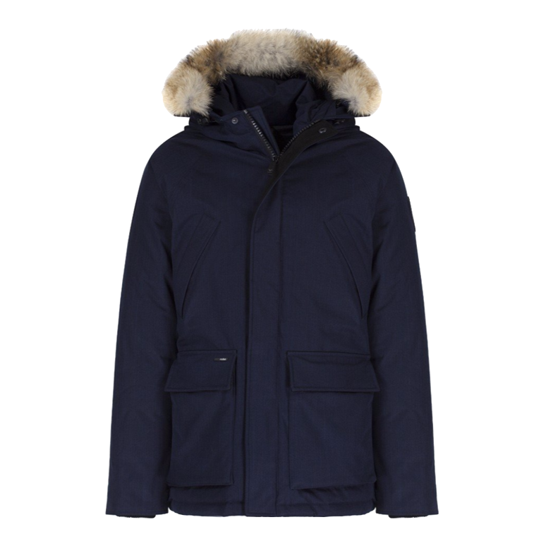Heritage Men Parka - Navy
