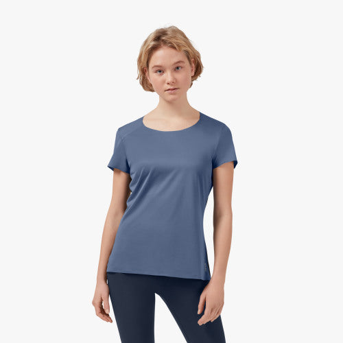 Performance-T Women Cerulean | Black