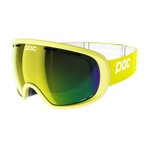 POC goggles Fovea Hexane Yellow