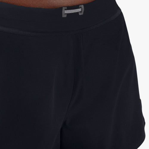 Running Shorts Women Black