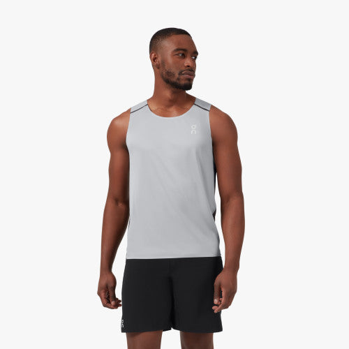 Tank-T Men Glacier | Black