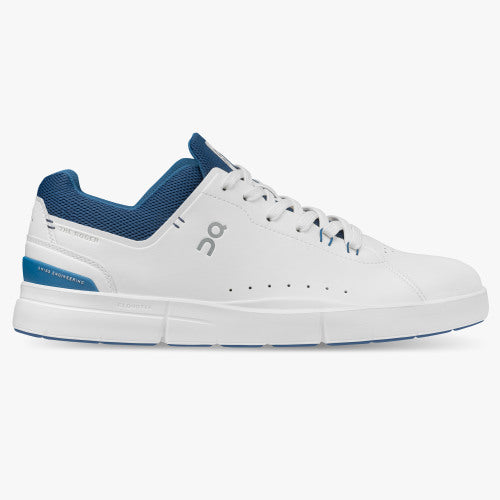 THE ROGER Advantage Men - White | Cobalt