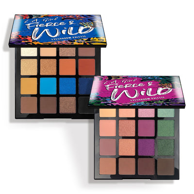 Fierce & Wild Eyeshadow Palette