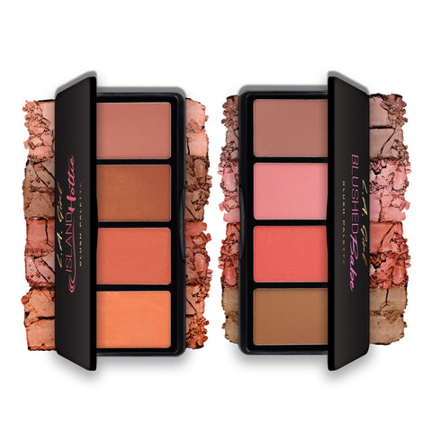 LA Girl Cosmetics -  Fanatic Blush Palette