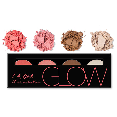 LA Girl Cosmetics -  Beauty Brick Blush Collection