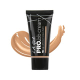 HD PRO BB Cream - GBB943 Light Medium - LA Girl Cosmetics - 3