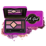 Inspiring Eyeshadow Palette - GES336 Get Glam & Get Going - LA Girl Cosmetics - 2