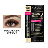 LA Girl Cosmetics -  Double D Mascara