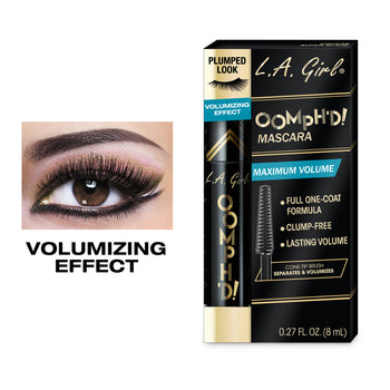 LA Girl Cosmetics -  Oomph'D Mascara