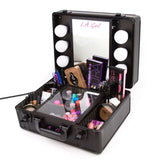 Light me up! PRO. Studio Train Case -  - LA Girl Cosmetics - 3