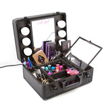 Light me up! PRO. Studio Train Case -  - LA Girl Cosmetics - 5