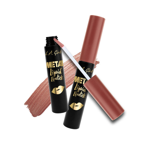 Metal Liquid Lipstick -  - LA Girl Cosmetics - 19