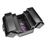Take me with you! Deluxe Train Case -  - LA Girl Cosmetics - 2