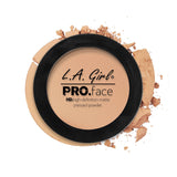 Pro Face Matte Pressed Powder - GPP606 Buff - LA Girl Cosmetics - 6