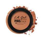 Pro Face Matte Pressed Powder - GPP614 Chestnut - LA Girl Cosmetics - 14