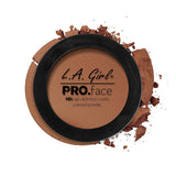 Pro Face Matte Pressed Powder - GPP615 Cocoa - LA Girl Cosmetics - 15