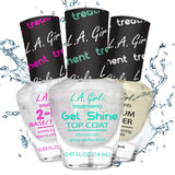 LA Girl Cosmetics -  Nail Treatments