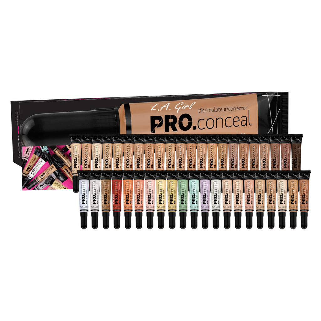 LA Girl Cosmetics -  HD Pro.Conceal Holy Grail Collection