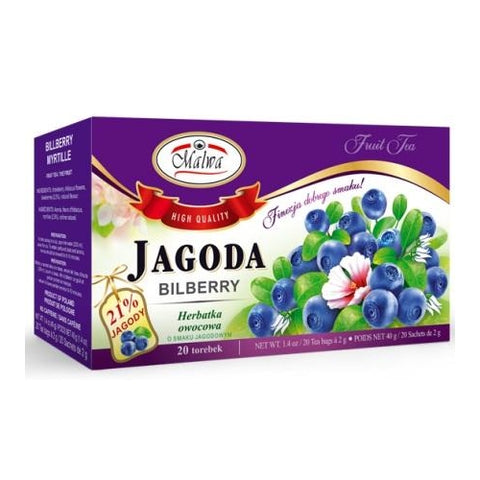 Blueberry Tea - Malwa