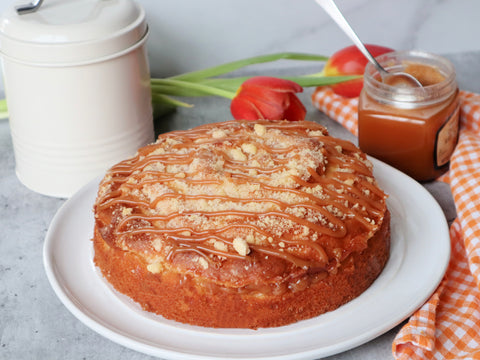 Caramel Apple Cake - Polana
