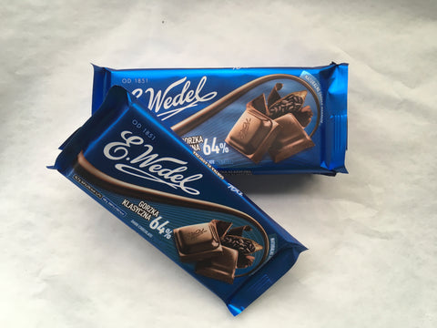 Wedel - Dark Chocolate