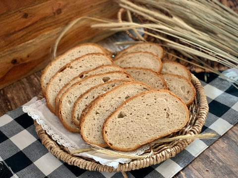 Lithuanian Bread - Polana