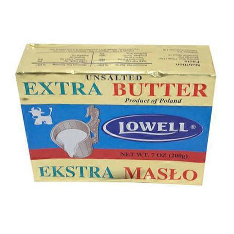 Extra Butter – Unsalted - Polana