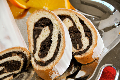 Sweet pair 2: Poppy Seed Roll + Kolaczki - Polana