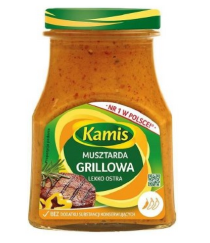 Kamis - Grill Style Mustard 6.5 oz