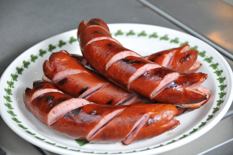 Traditional Grill Style Sausage - 4 links