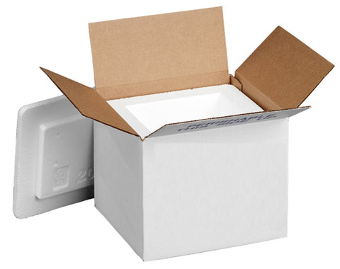 Shipping Cooler With Dry Ice (Required)
