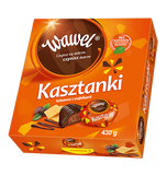 Wawel - Kasztanki Cocoa  with Wafer Chocolates - Polana