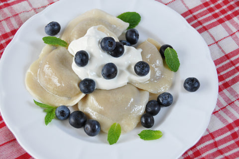 Blueberry Pierogi - Polana