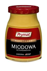 Prymat - Honey Mustard - 6.5 oz