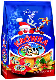 Solidarność - Krowka - Luxury Cream Fudge Candy