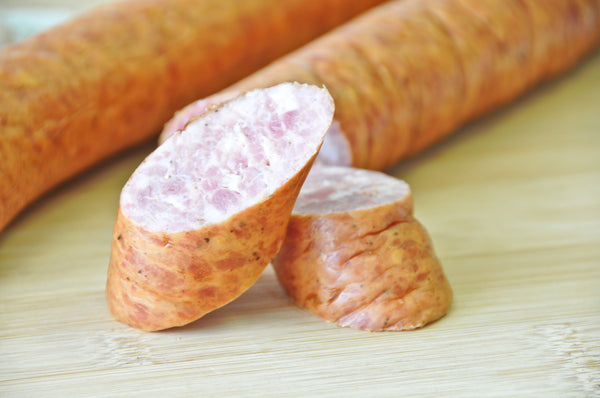 Polish Smoked Sausage Zwyczajna 2 Links 1 5 Lb Polana