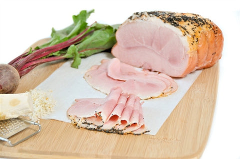 Ham with Black Caraway - Half - approx 3 lb