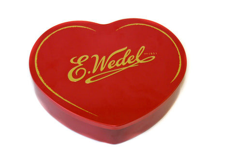 E. Wedel Box of Chocolates - Heart