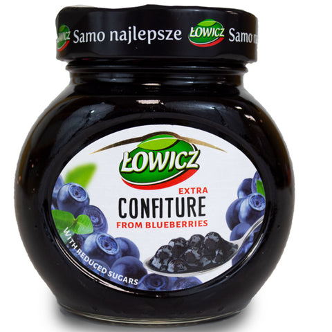 Lowicz Blueberry Preserve