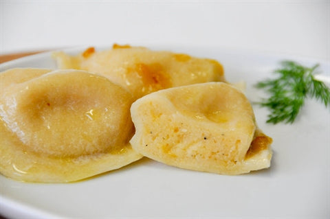 Potato and Cheddar Pierogi-[polana]