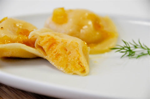 Potato Cheddar and Jalapeno Pierogi - Polana