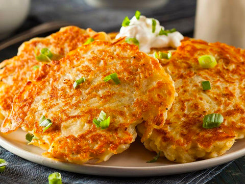Potato Pancakes - Polana