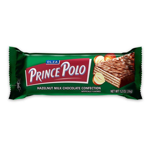 Hazelnut Prince Polo - 1.5 oz - Polana