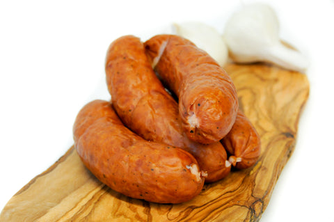 Silesian Sausage-Slaska - 4 links-1lb - Limited Stock